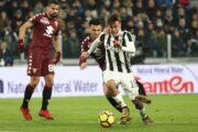 Прогноз на футбол: Торино – Ювентус, Италия, Серия А, 16 тур (15/12/2018/22:30)