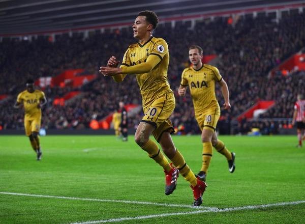 Прогноз на футбол: Тоттенхэм – Саутгемптон, Англия, АПЛ, 15 тур (05/12/2018/23:00)