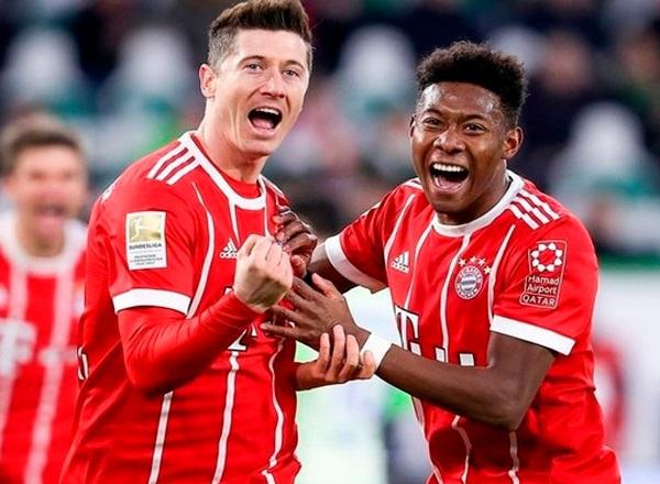 Прогноз на футбол: Бавария - РБ Лейпциг, Бундеслига, 16-й тур (19/12/2018/22:30)