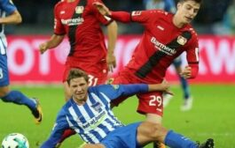 Прогноз на футбол: Байер - Герта, Бундеслига, 17-й тур (22/12/2018/17:30)