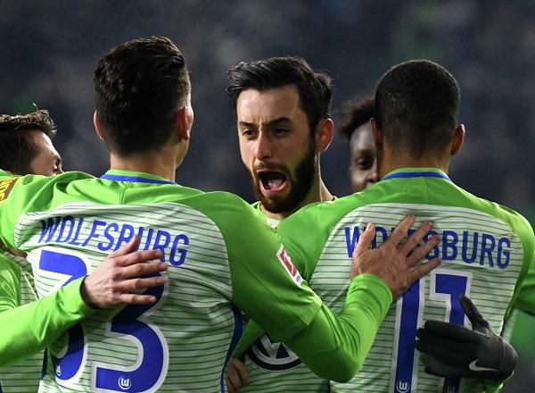 Прогноз на футбол: Аугсбург - Вольфсбург, Бундеслига, 17-й тур (23/12/2018/17:30)