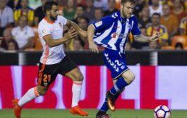 Прогноз на футбол: Алавес – Валенсия, Испания, Примера, 18 тур (05/01/2019/18:15)