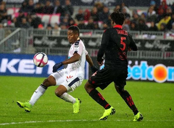 Прогноз на футбол: Ницца – Бордо, Франция, Лига 1,20 тур (12/01/2019/22:00)