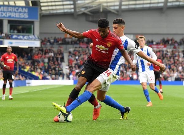 Прогноз на футбол: Манчестер Юнайтед – Брайтон, Англия, АПЛ, 23 тур (19/01/2019/18:00)