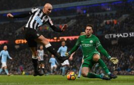 Прогноз на футбол: Ньюкасл – Манчестер Сити, Англия, АПЛ, 24 тур (29/01/2019/23:00)