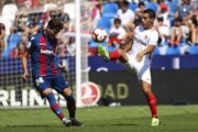 Прогноз на футбол: Севилья – Леванте, Испания, Примера, 21 тур (26/01/2019/15:00)