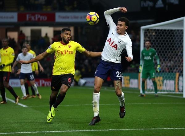 Прогноз на футбол: Тоттенхэм – Уотфорд, Англия, АПЛ, 24 тур (30/01/2019/23:00)