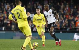 Прогноз на футбол: Валенсия – Вильярреал, Испания, Примера, 21 тур (26/01/2019/22:45)