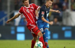 Прогноз на футбол: Хоффенхайм - Бавария, Бундеслига, 18-й тур (18/01/2019/22:30)