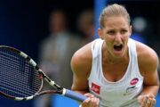 Прогноз на теннис: Каролина Плишкова - Леся Цуренко, Брисбен, финал (06/01/2019/09:00)