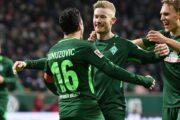 Прогноз на футбол: Вердер - Айнтрахт, Бундеслига, 19-й тур (26/01/2019/20:30)