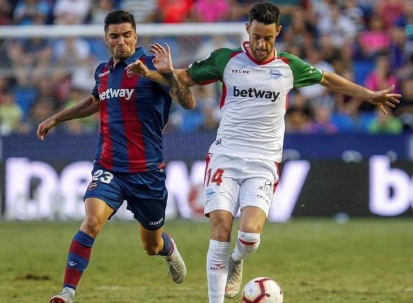 Прогноз на футбол: Алавес – Леванте, Испания, Примера, 23 тур (11/02/2019/23:00)