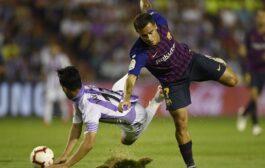 Прогноз на футбол: Барселона – Вальядолид, Испания, Примера, 24 тур (16/02/2019/22:45)