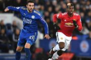 Прогноз на футбол: Лестер – Манчестер Юнайтед, Англия, АПЛ, 25 тур (03/02/2019/17:15)