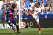 Прогноз на футбол: Севилья – Эйбар, Испания, Примера, 23 тур (10/02/2019/20:30)