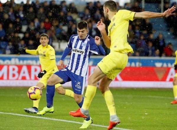 Прогноз на футбол: Вильярреал – Алавес, Испания, Примера, 26 тур (02/03/2019/18:15)