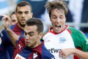 Прогноз на футбол: Алавес – Эйбар, Испания, Примера, 27 тур (09/03/2019/15:00)