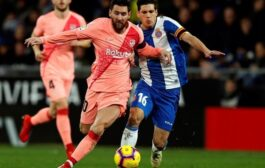 Прогноз на футбол: Барселона – Эспаньол, Испания, Примера, 29 тур (30/03/2019/18:15)