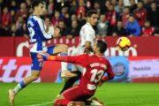 Прогноз на футбол: Эспаньол – Севилья, Испания, Примера, 28 тур (17/03/2019/18:15)