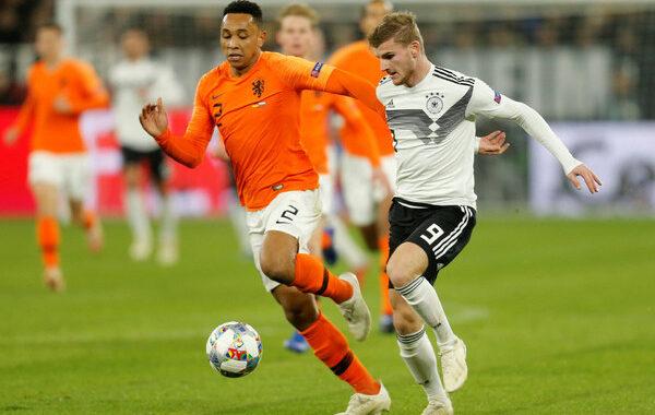 Прогноз на футбол: Нидерланды – Германия, Квалификация к Евро, группа C, 2 тур (24/03/2019/22:45)