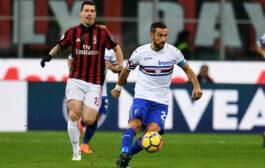 Прогноз на футбол: Сампдория – Милан, Италия, Серия А, 29 тур (30/03/2019/22:30)