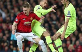 Прогноз на футбол: Барселона — Манчестер Юнайтед, Лига чемпионов, 1/4 финала (16/04/2019/22:00)