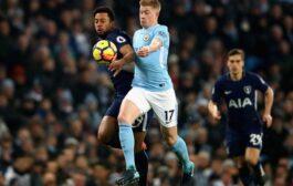 Прогноз на футбол: Манчестер Сити — Тоттенхэм, Лига чемпионов, 1/4 финала (17/04/2019/22:00)