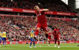 Прогноз на футбол: Саутгемптон – Ливерпуль, Англия, АПЛ, 33 тур (05/04/2019/22:00)