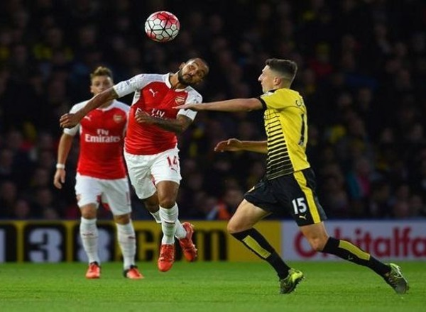 Прогноз на футбол: Уотфорд – Арсенал, Англия, АПЛ, 34 тур (15/04/2019/22:00)