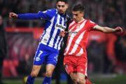 Прогноз на футбол: Алавес – Жирона, Испания, Примера, 38 тур (18/05/2019/21:45)