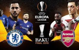Прогноз на футбол: Челси - Арсенал, Лига Европы, финал (29/05/2019/22:00)