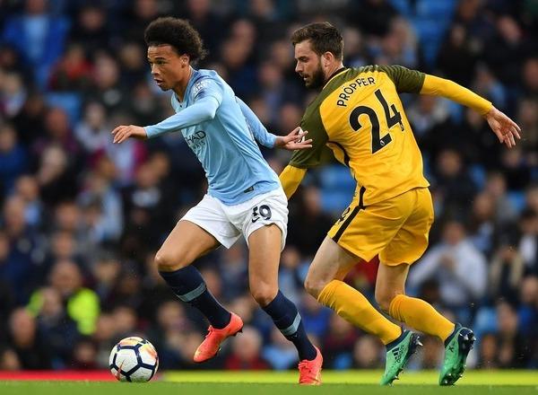 Прогноз на футбол: Брайтон – Манчестер Сити, Англия, АПЛ, 38 тур (12/05/2019/17:00)