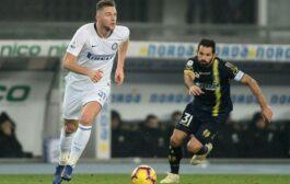 Прогноз на футбол: Интер – Кьево, Италия, Серия А, 36 тур (13/05/2019/22:00)