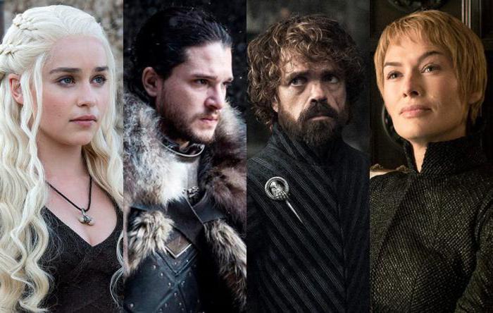 Кто станет правителем Семи Королевств - ставки букмекеров на 8 сезон Игры престолов