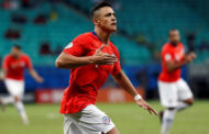 Прогноз на футбол: Чили – Уругвай, Копа Америки, группа C, 3 тур (25/06/2019/02:00)