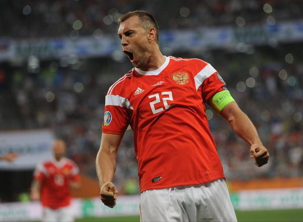 Прогноз на футбол: Россия – Кипр, Квалификация к Евро, группа I, 4 тур (11/06/2019/21:45)