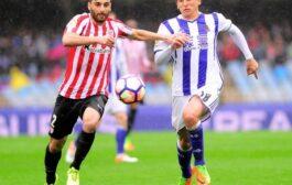 Прогноз на футбол: Атлетик Бильбао – Реал Сосьедад, Испания, Ла Лига, 3 тур (30/08/2019/23:00)