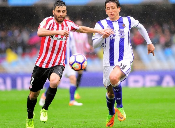 Испанская футбольная лига реал сосьедад