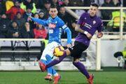 Прогноз на футбол: Фиорентина – Наполи, Италия, Серия А, 1 тур (24/08/2019/21:45)