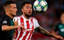 Прогноз на футбол: Краснодар — Олимпиакос, Лига Чемпионов, Плей-офф (27/08/2019/22:00)