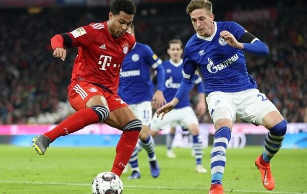 Прогноз на футбол: Шальке - Бавария, Бундеслига, 2-й тур (24/08/2019/19:30)