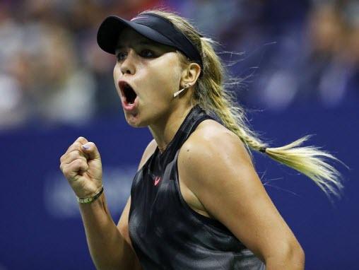 Прогноз на теннис: Софья Кенин
