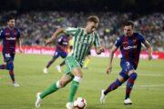 Прогноз на футбол: Бетис – Леванте, Испания, Ла Лига, 6 тур (24/09/2019/21:00)