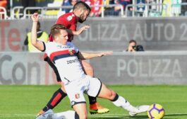 Прогноз на футбол: Кальяри – Дженоа, Италия, Серия А, 4 тур (20/09/2019/21:45)