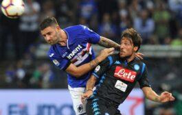 Прогноз на футбол: Наполи – Сампдория, Италия, Серия А, 3 тур (14/09/2019/19:00)