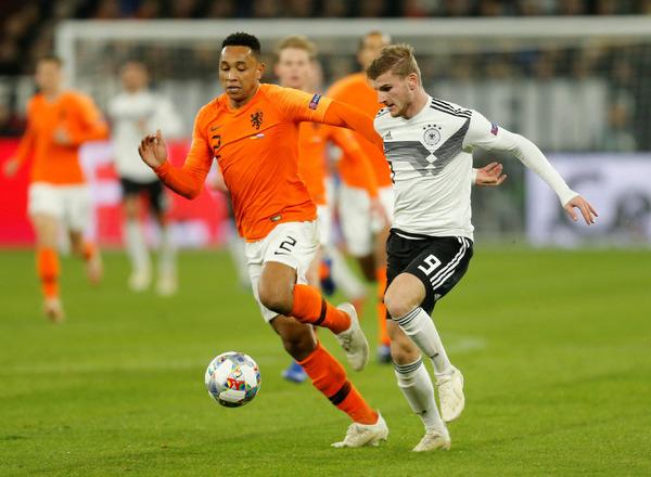 Прогноз на футбол: Германия – Нидерланды, Квалификация к Евро, группа С, 5 тур (06/09/2019/21:45)