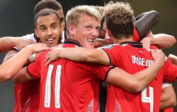 Прогноз на футбол: Айнтрахт - Фортуна, Бундеслига, 3-й тур (01/09/2019/19:00)