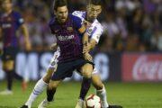 Прогноз на футбол: Барселона – Вальядолид, Испания, Ла Лига, 11 тур (29/10/2019/23:15)