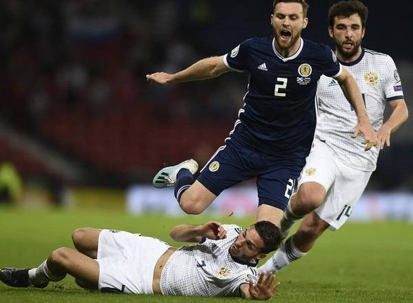 Прогноз на футбол: Россия – Шотландия, Квалификация к Евро, группа I, 7 тур (10/10/2019/21:45)