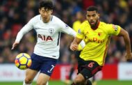 Прогноз на футбол: Тоттенхэм – Уотфорд, Англия, АПЛ, 9 тур (19/10/2019/17:00)